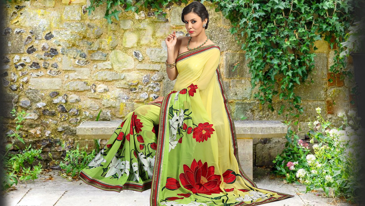 THEME BASED SAREES
